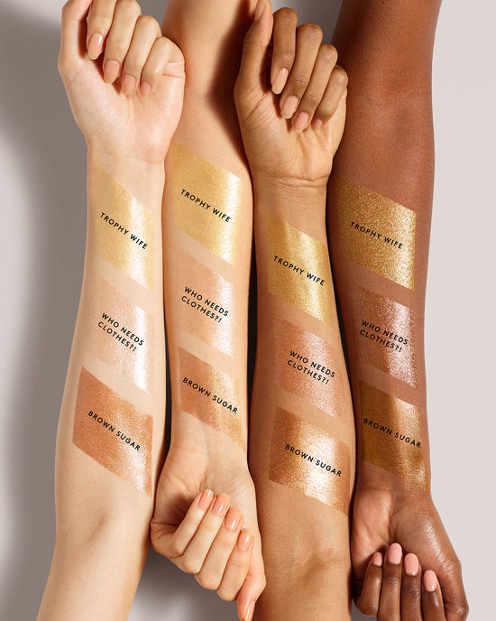 Swatch dos body lava
